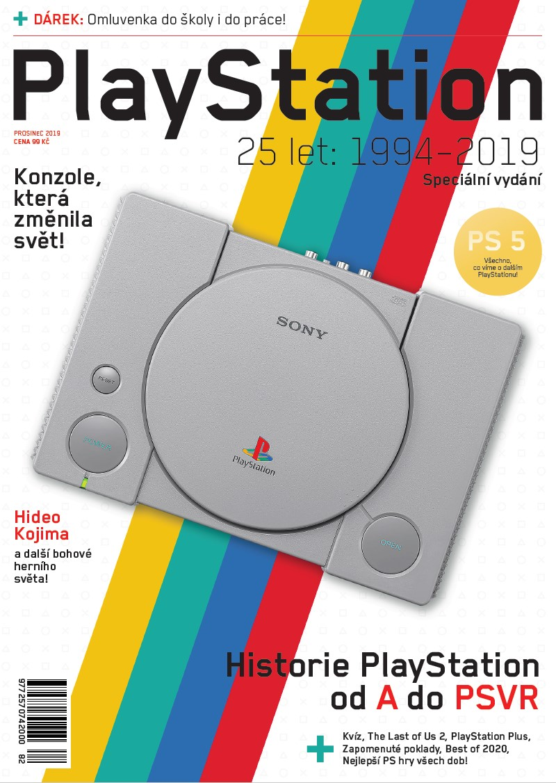 Playstation magazín č.3