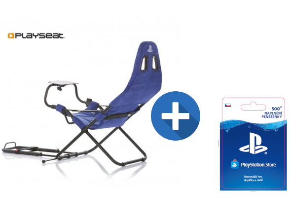Playseat® Challenge PlayStation Edition bundle