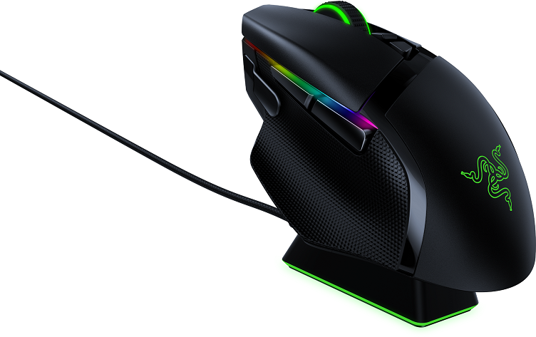 Razer Basilisk Ultimate & Mouse Dock