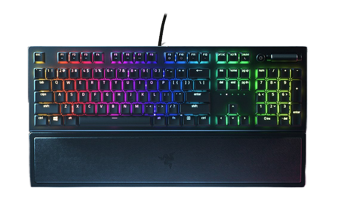 Razer BlackWidow V3 (Green Switch) - US Layout