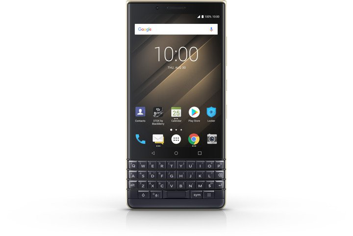 BlackBerry Key 2 LE DS 64GB Blue/Champagne