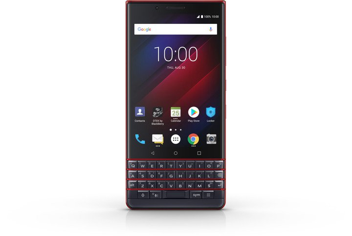 BlackBerry Key 2 LE DS 64GB Blue/Cobalt Red