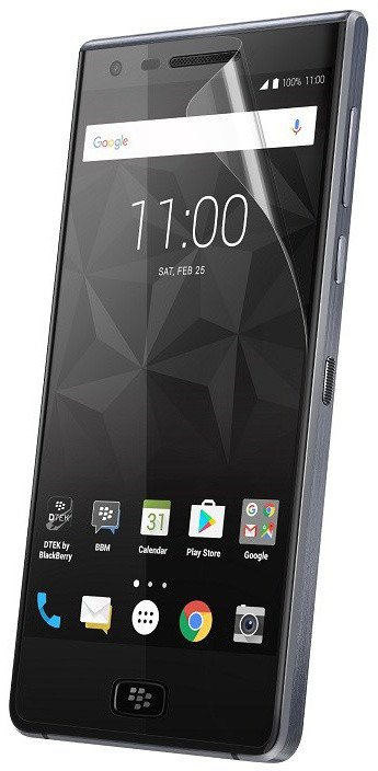 BlackBerry Motion Protective film transparent