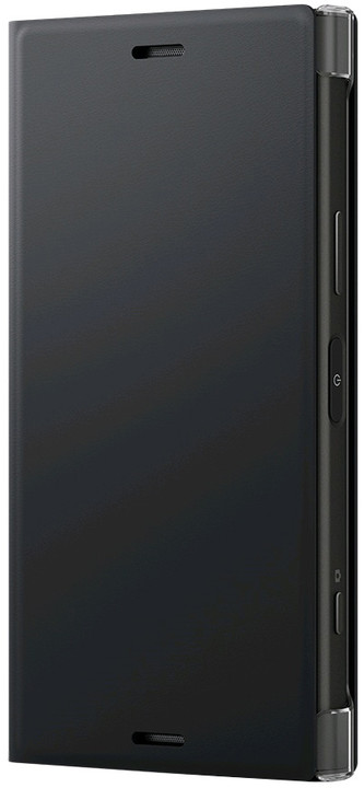 Sony Style Cover Flip pro Xperia XZ1 Compact Black