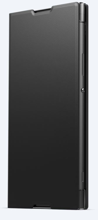 Sony Style Cover Flip SCSG40 pro Xperia XA1 Ultra Black