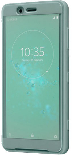 Sony SCTH50 Style Cover Touch XZ2 Compact Green