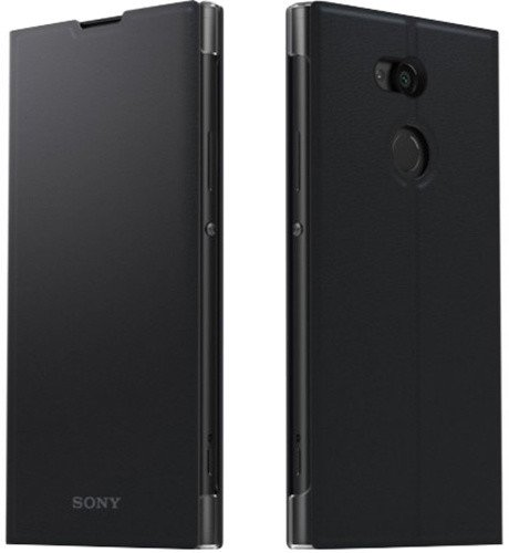 Sony SCSH20 Style CoverFlip Xperia XA2 Ultra Black