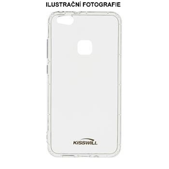 Kisswill Air Around TPU Kryt pro Huawei P40 Lite E Transparent