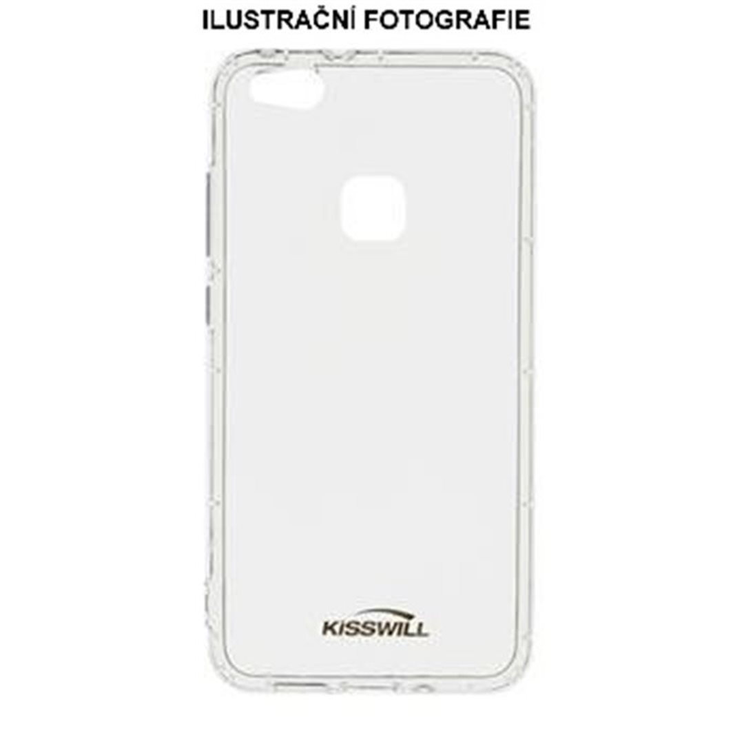 Kisswill Air TPU Kryt Lenovo K5 Transparent
