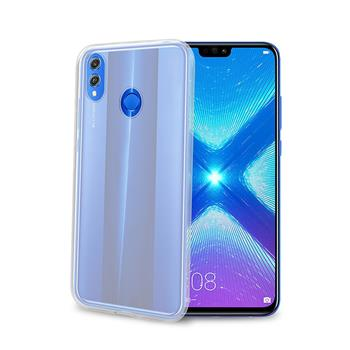 TPU pouzdro CELLY Honor 8X, bezbarvé