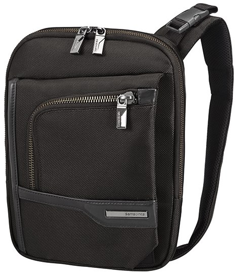 "Samsonite GT Supreme 2in1 Tab.Slingpack 9,7"" Black"