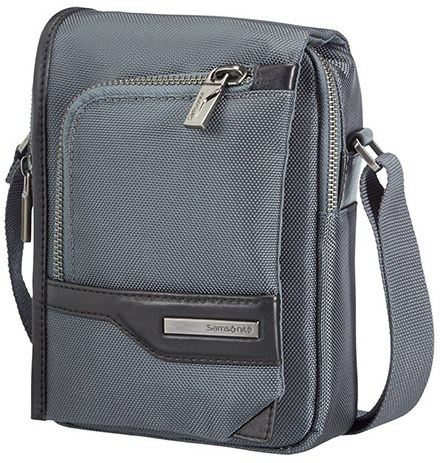 "Samsonite GT Supreme Tab.Crossover 7"" + Flap Grey"
