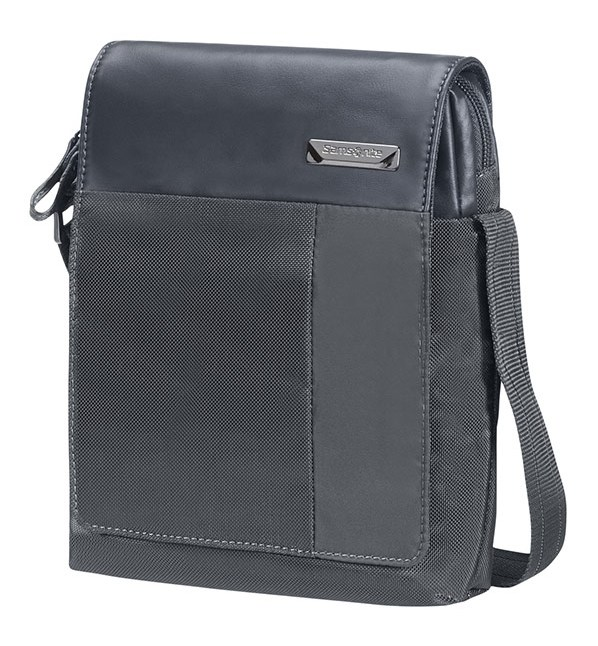 Samsonite HIP-TECH Tabl.Crossover 7,9´´+FLAP Grey