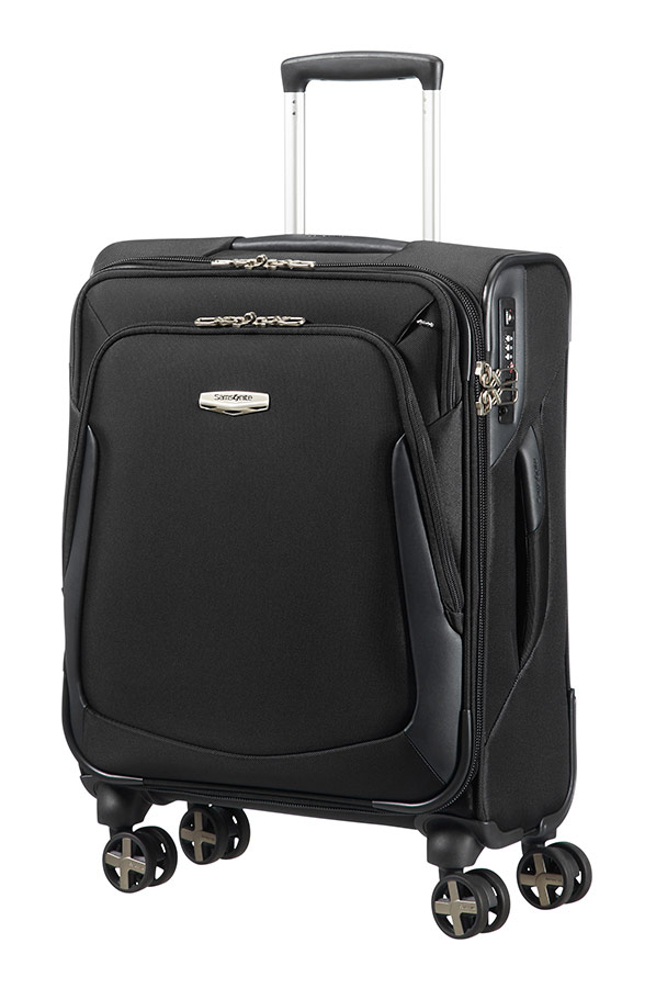04N*09006 Samsonite X'BLADE 3.0 SPINNER 55/20 STRICT Black