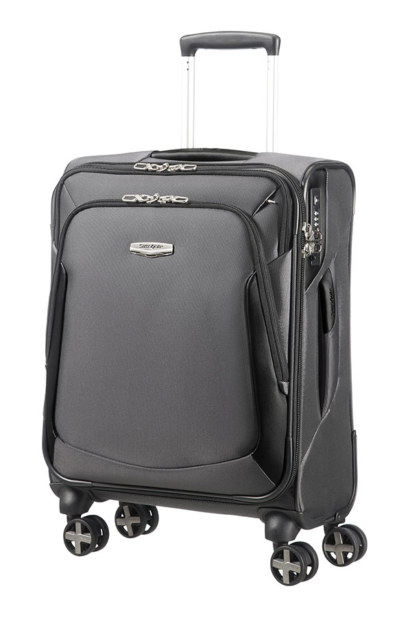 04N*18006 Samsonite X'BLADE 3.0 SPINNER 55/20 Str Grey/Black