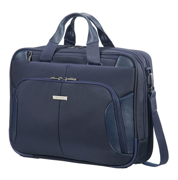 "08N*01007 Samsonite XBR BAILHANDLE 2C 15.6"" Blue"