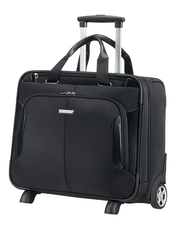 "08N*09011 Samsonite XBR BUSINESS CASE/WH 15.6"" Black"