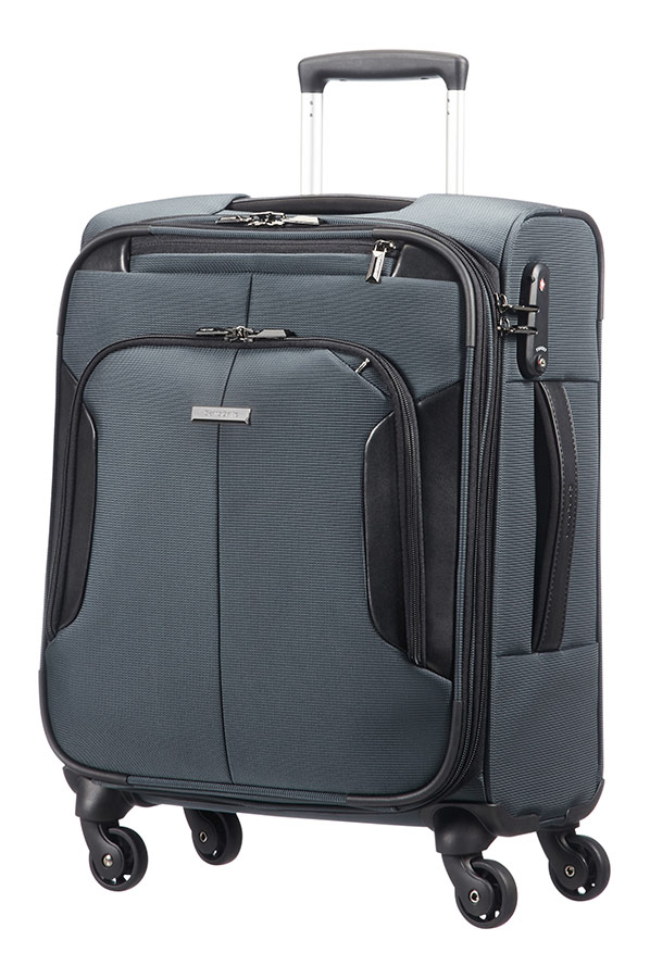 08N*18013 Samsonite XBR MOBILE OFFICE SPINNER 55 Grey/Black