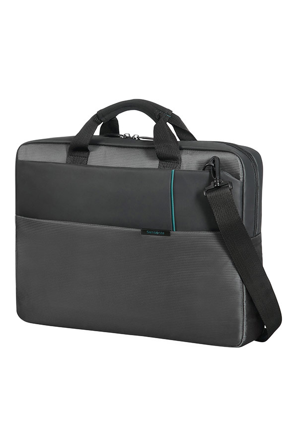 16N*09003 Samsonite Qibyte Laptop Bag 17,3´´ Anthracite