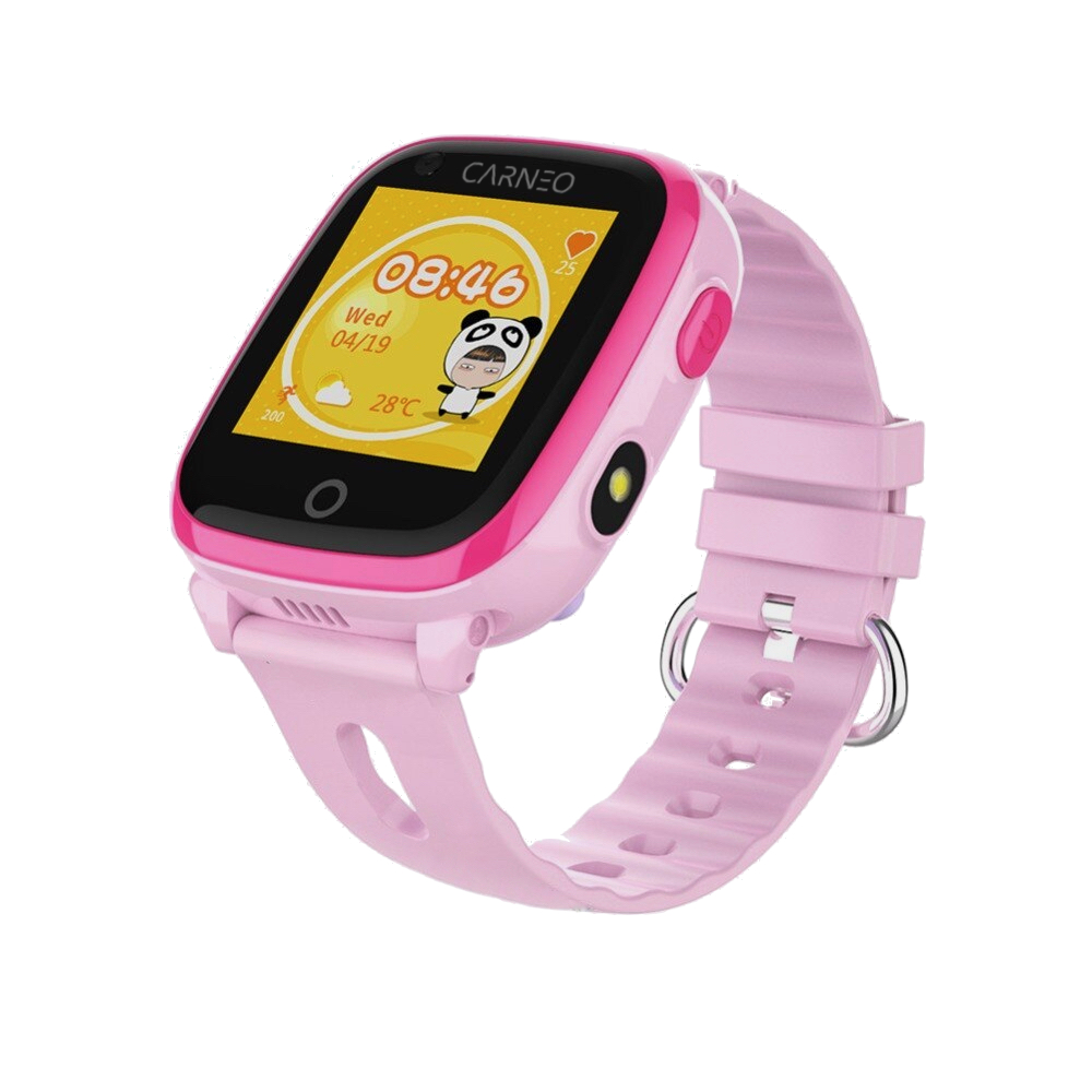 CARNEO GuardKid+ 4G pink