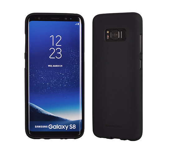 Mercury Soft Feeling TPU Lenovo Moto G5S Black