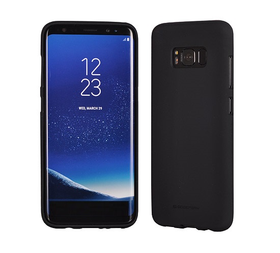Mercury Soft Feeling TPU pro Nokia 3.1 Black