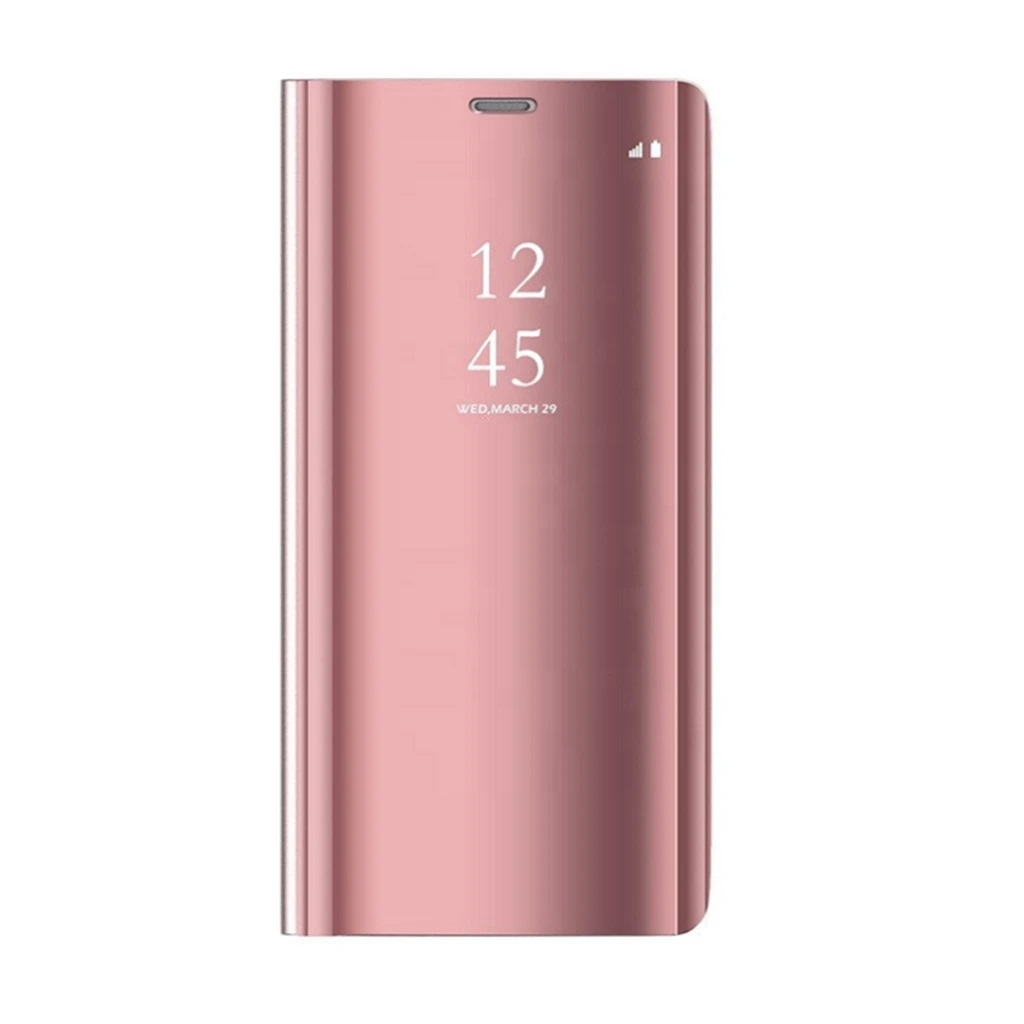 Cu-Be Clear View Huawei Y6 2019 Pink