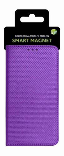 Cu-Be Pouzdro s magnetem Xiaomi Redmi 5 Plus Purple