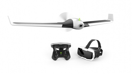 Parrot Disco FPV with Sky-controller 2 & Brýle