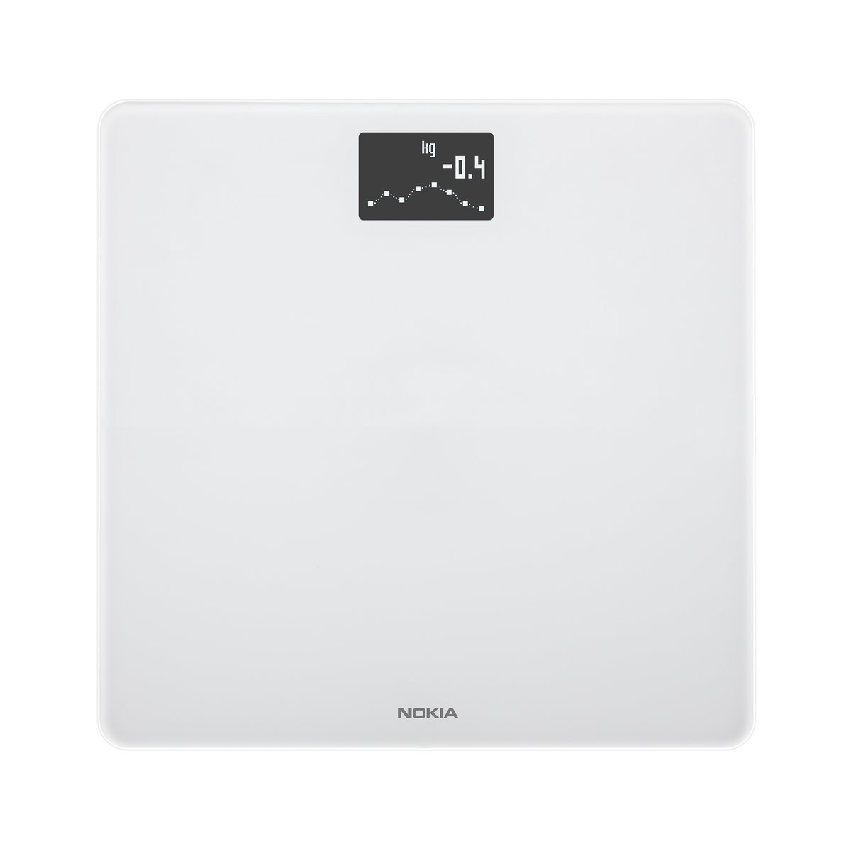 Nokia Body BMI Wi-fi scale - White