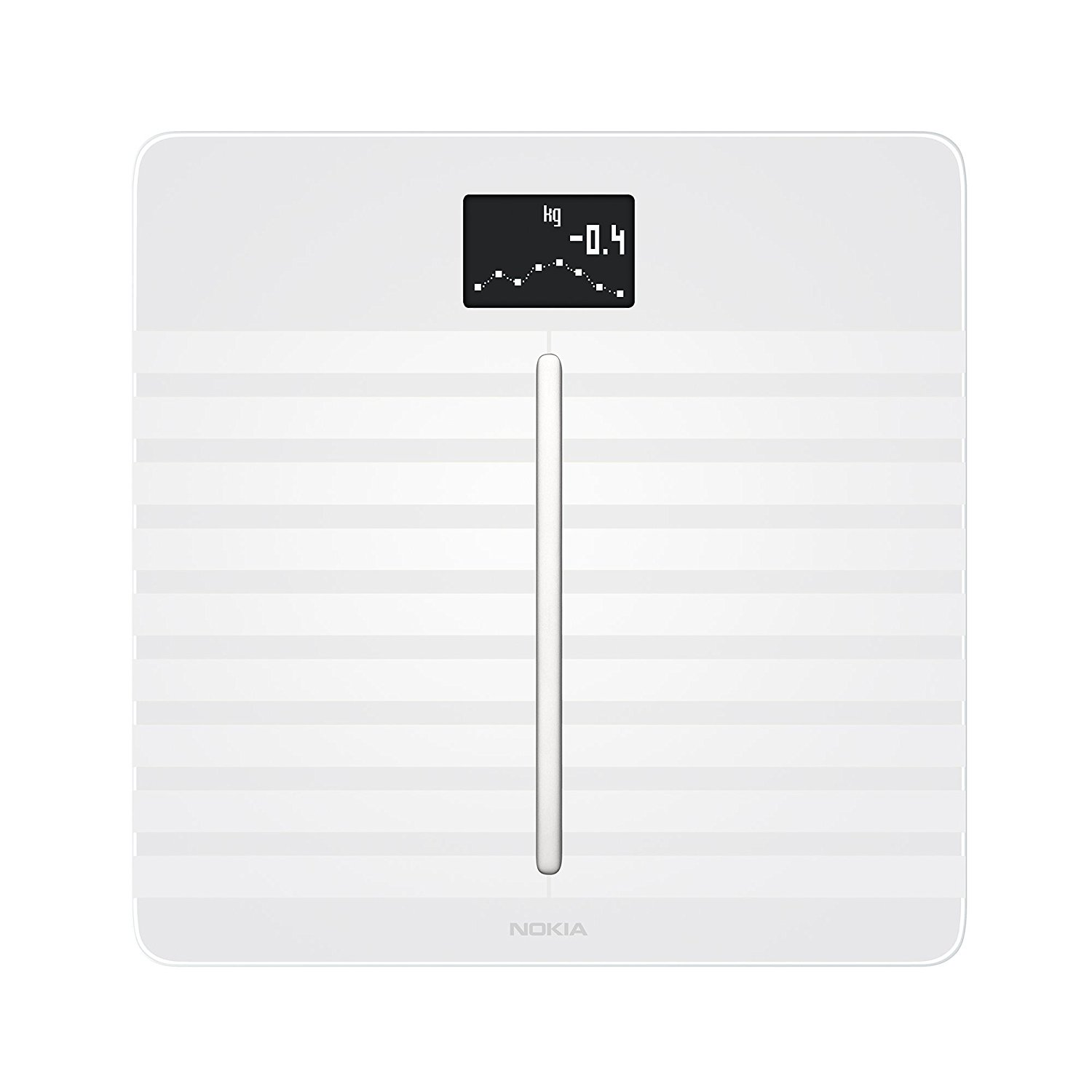 Nokia Body Cardio Full Body Composition WiFi Scale - White