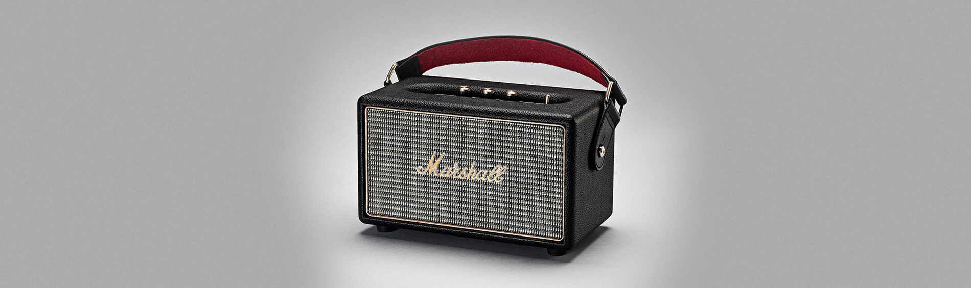 MARSHALL KILBURN BLACK bluetooth reproduktor