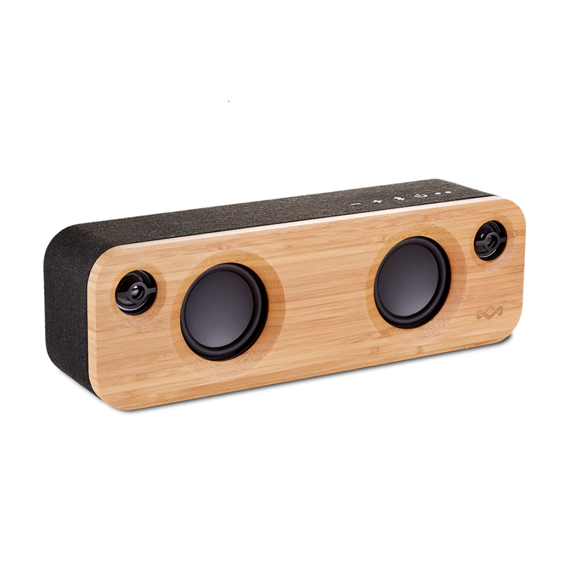 MARLEY Get Together Mini BT - Signature Black, přenosný audio systém s Bluetooth