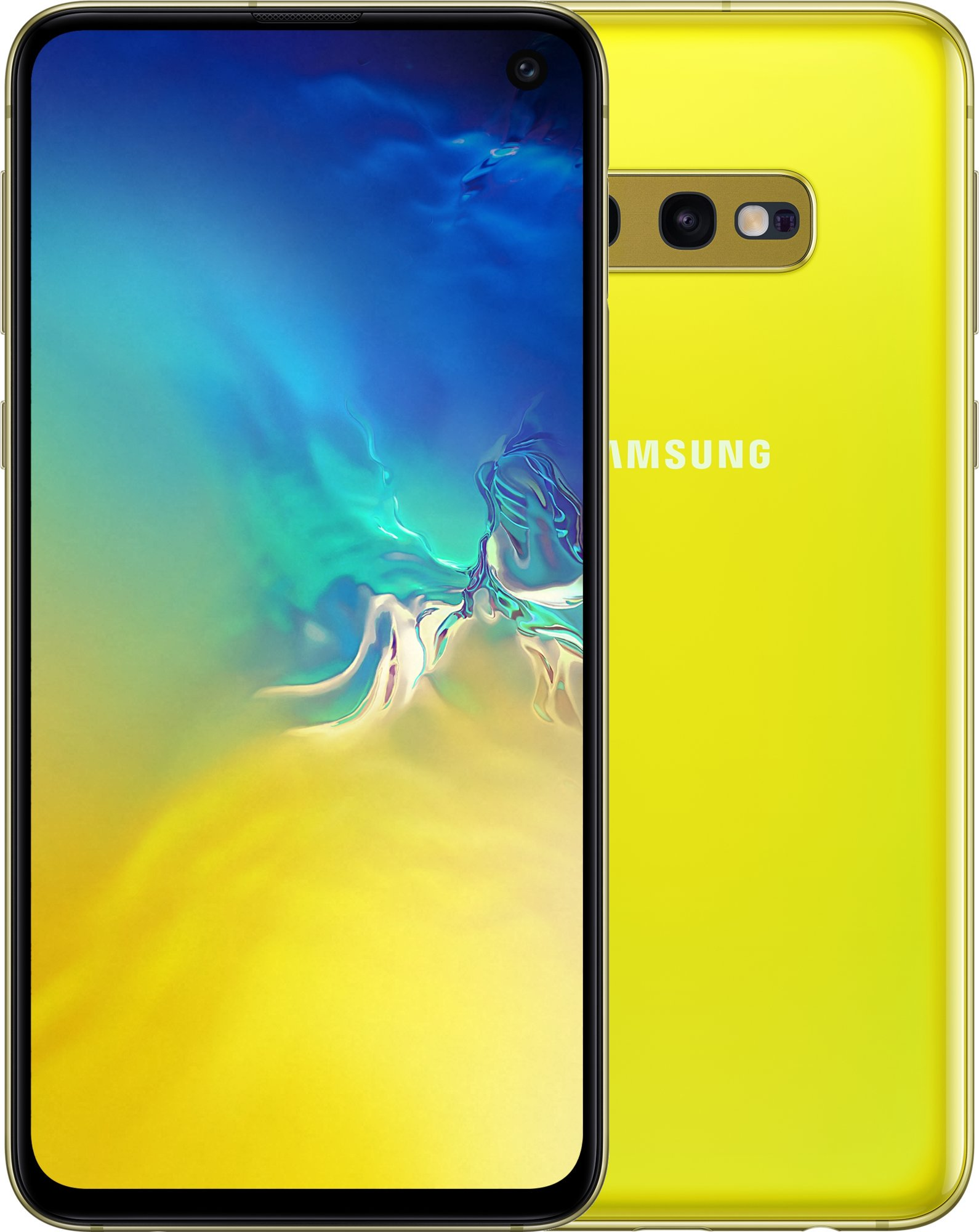 Samsung Galaxy S10e SM-G970 128GB Dual Sim, Yellow