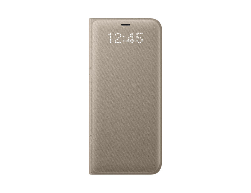 Samsung LED View Cover pro S8 (G950) Gold