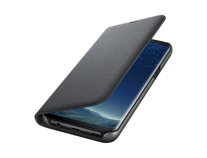 Samsung LED View Cover pro S8+ (G955) Black