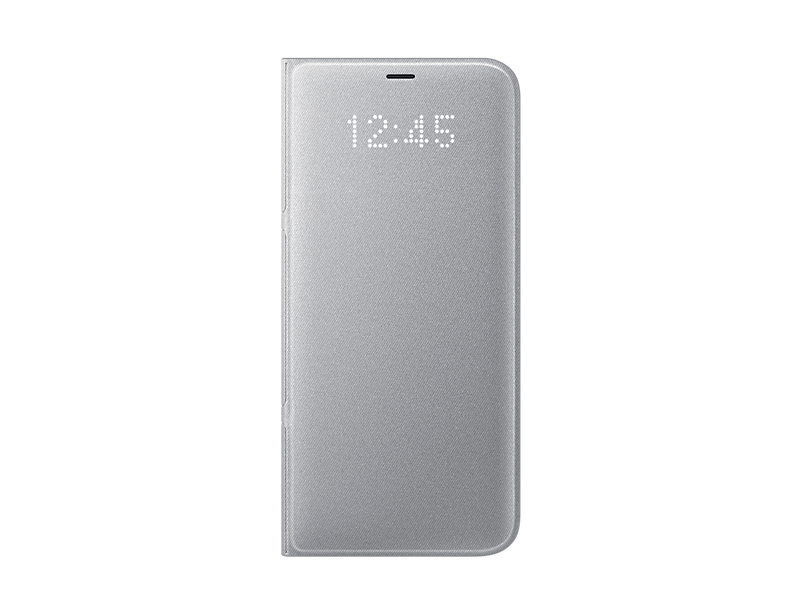 Samsung LED View Cover pro S8+ (G955) Silver