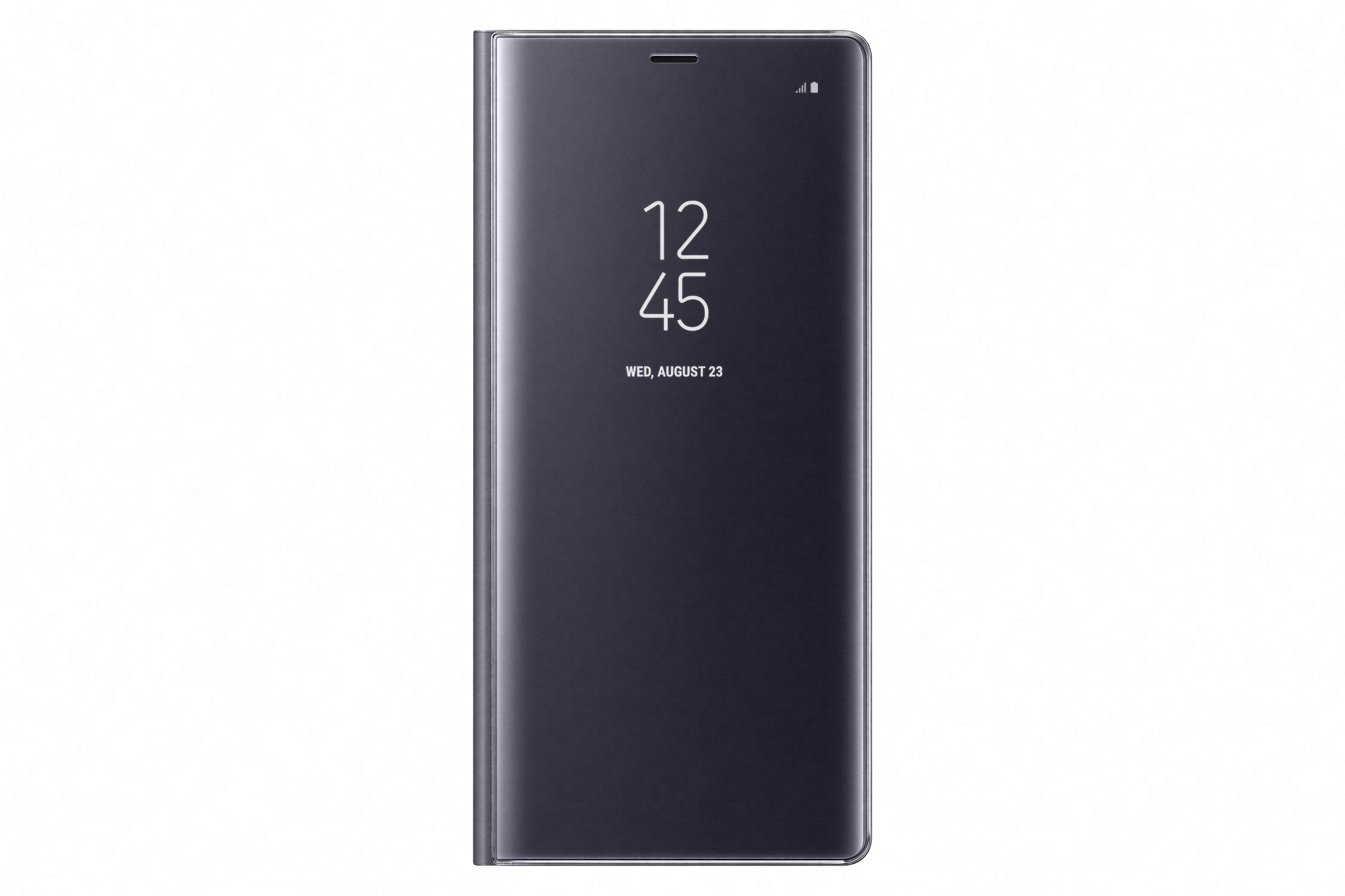 Samsung Clear View Cover pro NOTE 8 Orchid Gray