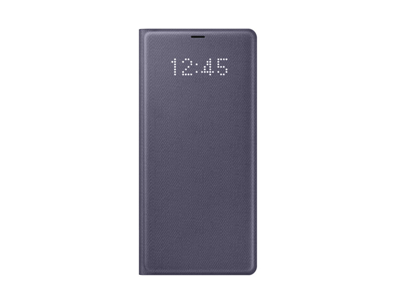 Samsung LED View Cover pro NOTE 8 Orchid Gray