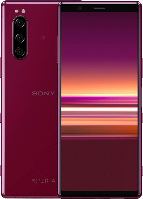 Sony Xperia 5 J9210 Red