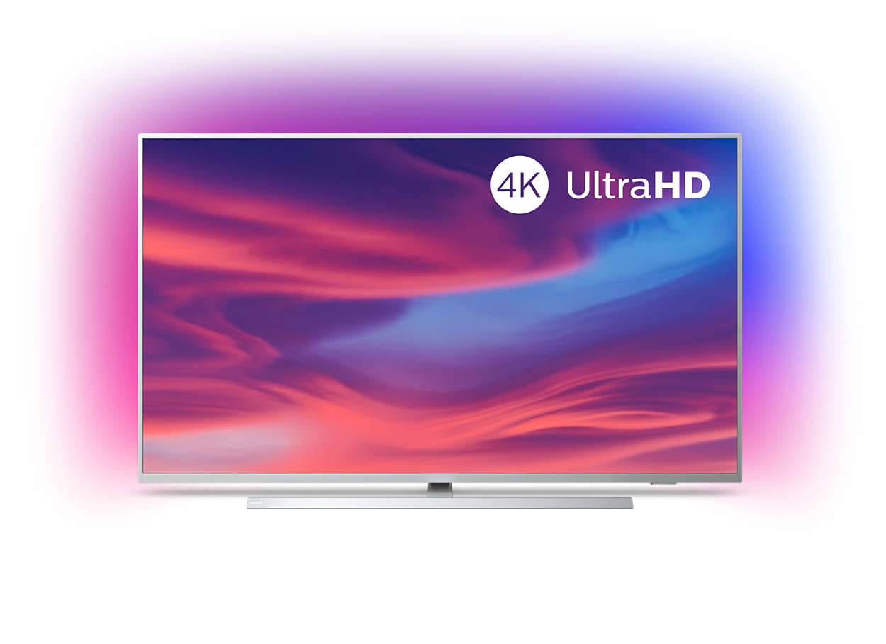 "Philips 50"" LED 50PUS7304, 4KUHD, DVB-T2/C/S2"