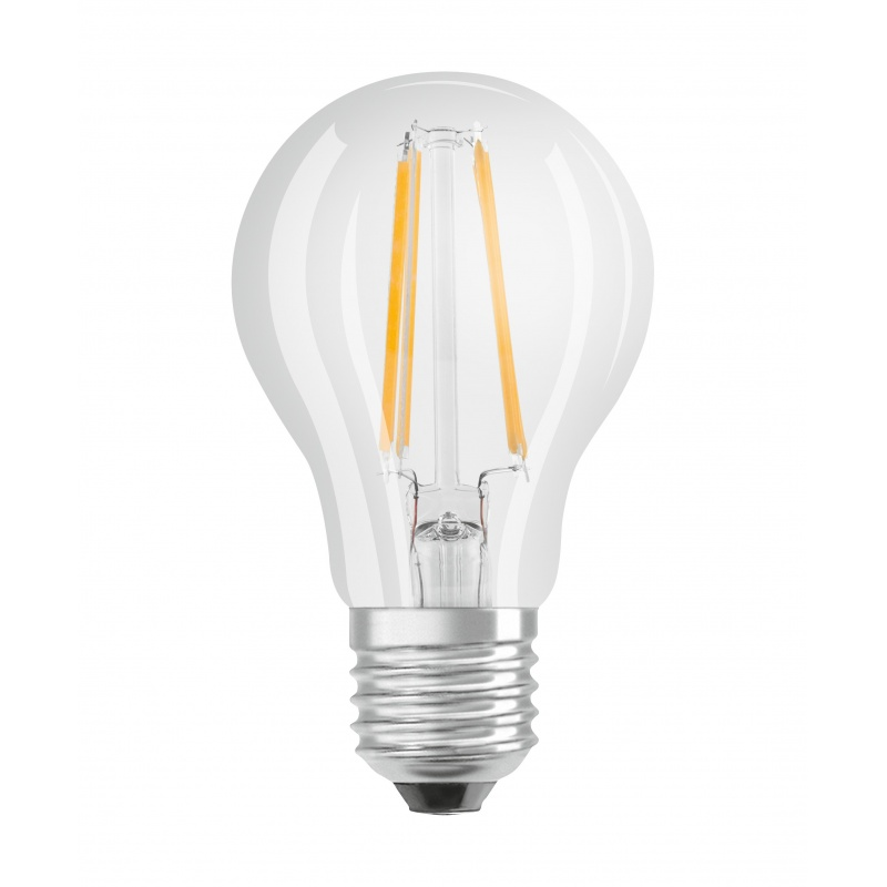 Osram LED žárovka E27  7,0W 2700K 806lm Value Filament A-klasik
