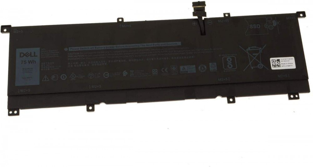 451-BCEY Dell Baterie 6-cell 75W/HR LI-ON pro XPS