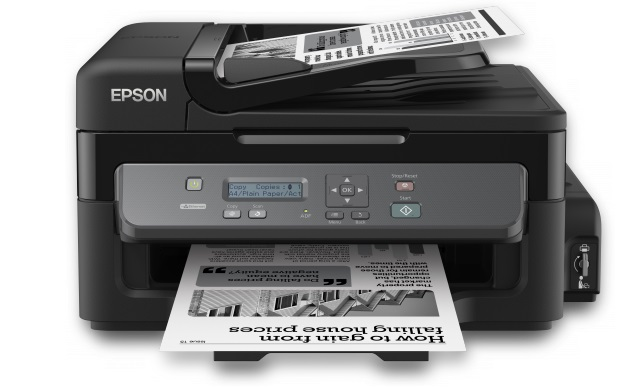 EPSON WorkForce M200, A4, MF, 34 ppm, mono MSP