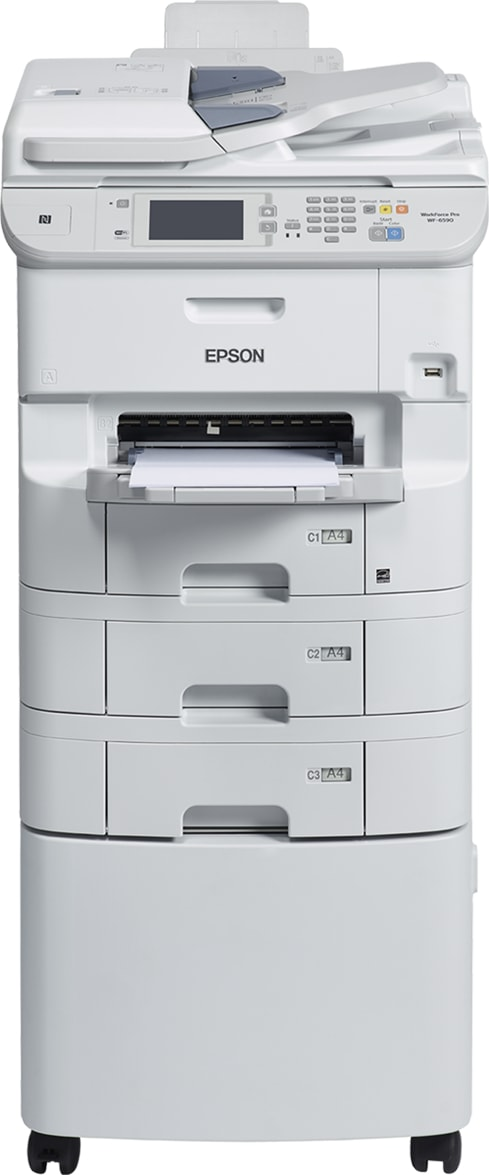 EPSON WorkForce Pro WF-6590D2TWFC (220V)