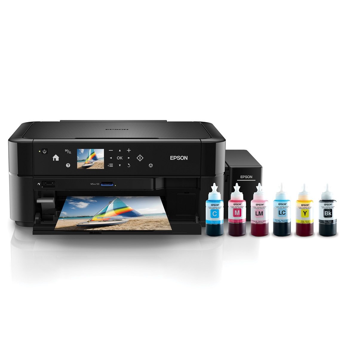 EPSON L850, A4, 5.760 x 1.440, 5 ppm, 6 ink ITS
