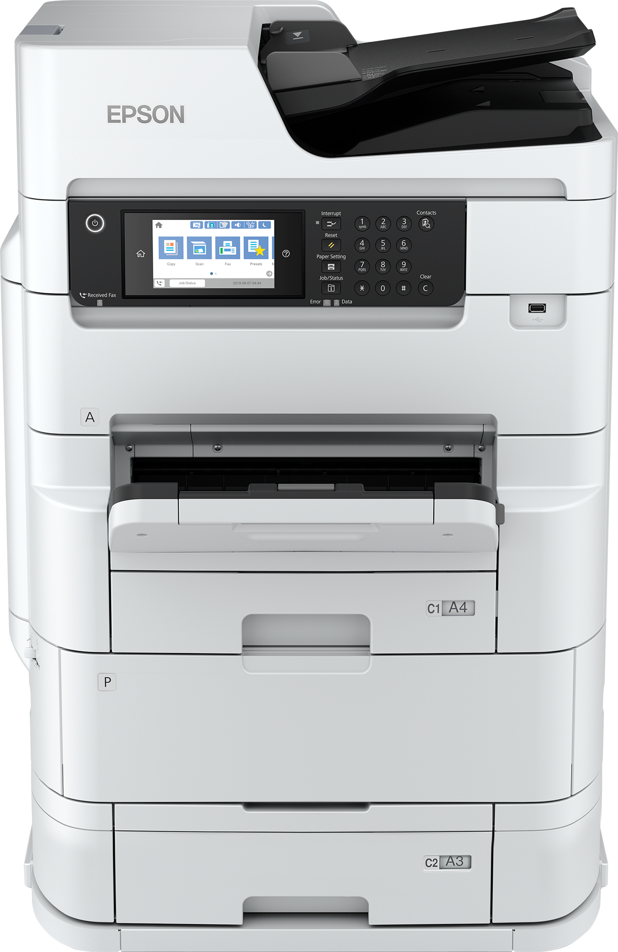 EPSON WorkForce Pro WF-C879RDTWF