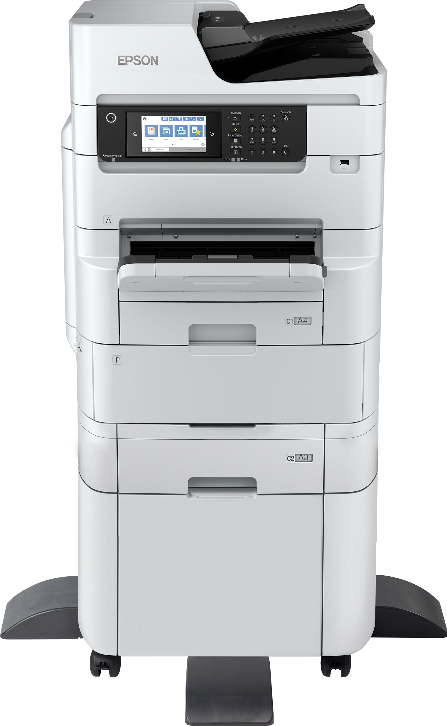 EPSON WorkForce Pro WF-C879RDTWFC