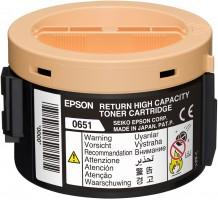 EPSON Toner return black pro AL-M1400, 2200str.