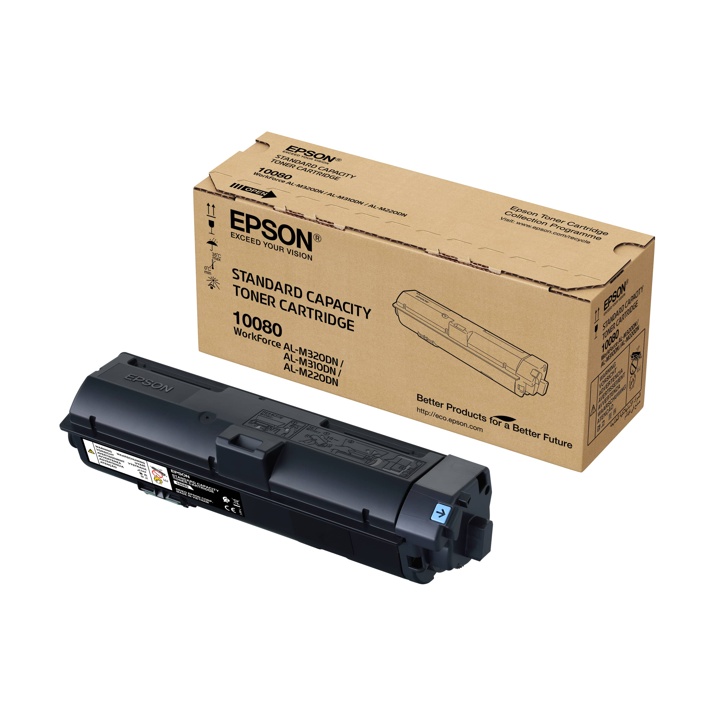 EPSON Toner cartridge AL-M310/M320,2700 str.,black